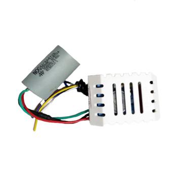 Módulo Receptor do Controle Remoto Ventilador Aliseu Terral 127V3F14,0uF (4,5+9,5mF) IC55 *Apenas o RECEPTOR com CAPACITOR*