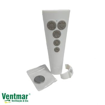 Módulo Transmissor do Controle Remoto para Ventilador Aliseu Terral 127V IC55 *Apenas o Transmissor Manual*