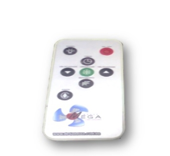 Módulo Transmissor do Controle Remoto Climatizador Mega Brisa MB25 Bivolts *Apenas o Módulo Transmissor Manual*