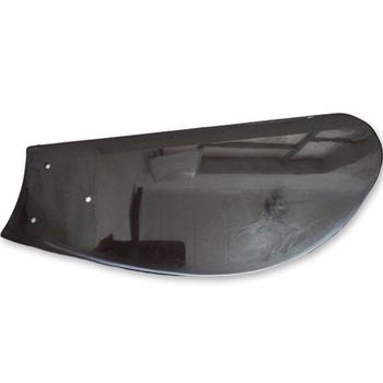 Pá Hélice para Ventilador de Teto Loren sid Motor M1/M2 - Modelo Tubarão - PAPLLSD - Cor Tabaco P02I