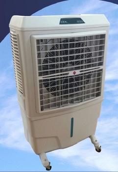 Climatizador de Ar Evaporativo Portátil 100Litros MWM M9000 127Volts - Painel Touch Screen + Controle Remoto Total - Vazão 9.000m3/h
