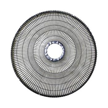 Grade para Ventilador ARGE 60cm Antigo - Metal Preta - Ventilador Coluna ou Parede - Serve p/Dianteira ou Traseira - Vendida p/Unidade
