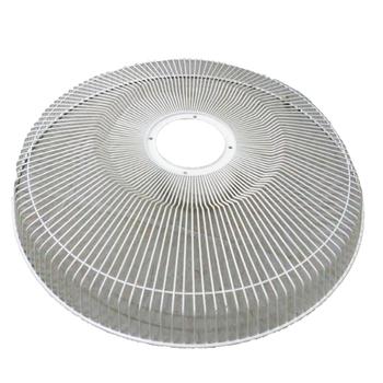 Grade para Ventilador ARGE 50cm Metal Branca - 132 Arames - Ventilador Coluna/Mesa ou Parede - Serve p/Dianteira ou Traseira - Vendida p/Unidade