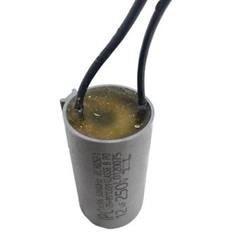 Capacitor para Ventilador de Teto Ventisol 12,0uF 2Fios 250VAC - Ventilador Ventisol Antigo CAP012,0