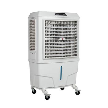 Climatizador de Ar Evaporativo Portátil 100Litros MWM M9000 127Volts - Painel Touch Screen - Vazão Real 9.000m3/h -