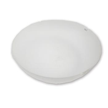 Globo Cúpula Plastica da Luminária do Ventilador de Teto SPIRIT VT202 - VT302 - Cúpula do Ventilador