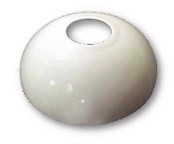 Canopla Plástica Superior Ventilador Latina - Cor Branca