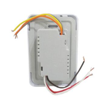 Chave para Ventilador de Teto Latina - Bivolts SEM Capacitor - Tecla p/Ventilador+Controle de Velocidade/Tecla p/Lâmpada+Controle de Intensidade Luz