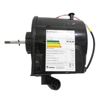 Motor para Ventilador Ventisol 50/60cm Preto Bivolts 200Watts c/Capacitor 6,0uF - Motor para Ventilador Ventisol MX