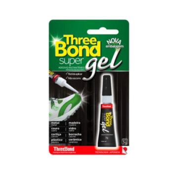 ADESIVO THREE BOND SUPER.GEL 3G