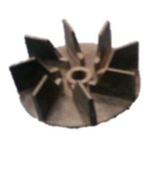 Ventoinha do Motor do Espremedor de Frutas Loren Sid Extrasuk - Ventoinha Inferior c/Furo de Encaixe