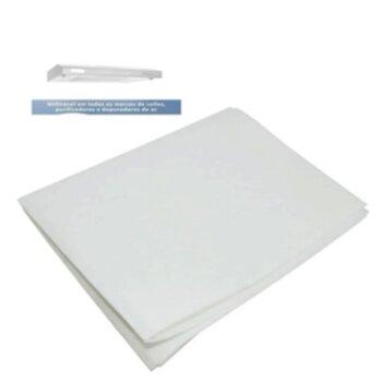 Manta Filtro Para Coifa Purificador Depurador de Ar e Ar Condicionado - Porto Filtros - Medidas: 78x59cm - 1un