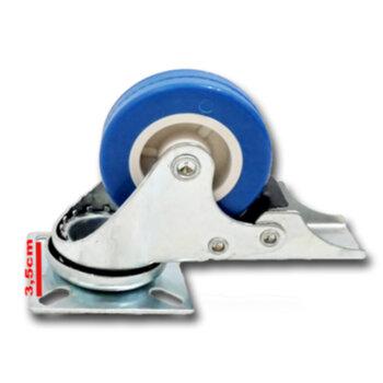 Roda para Climatizador Ventisol Linha CLIPRO45 45Litros - Roda Móvel Dianteira c/Trava para Climatizador CLI45PRO - Vendida p/Unidade